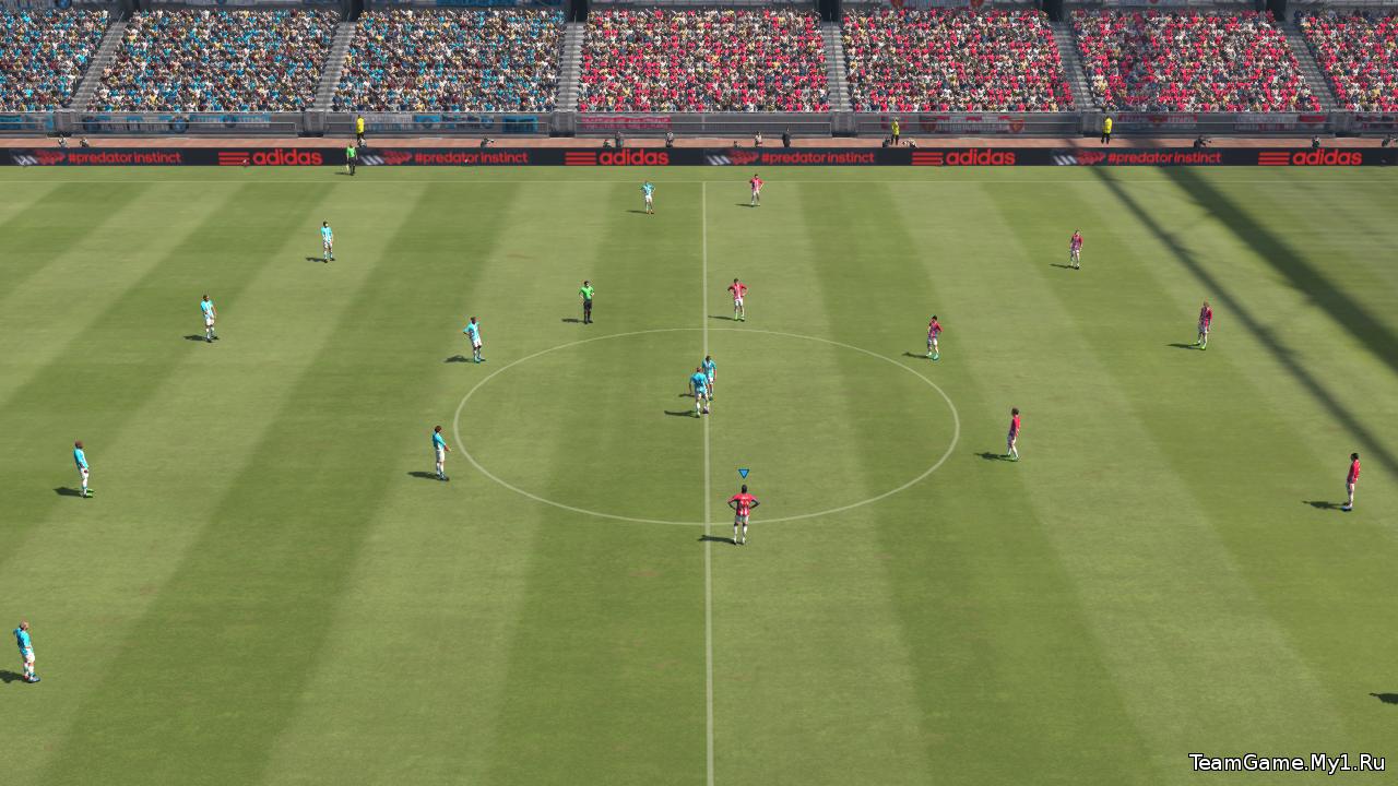 Скачать PES 2015 / Pro Evolution Soccer 2015 [Update 4