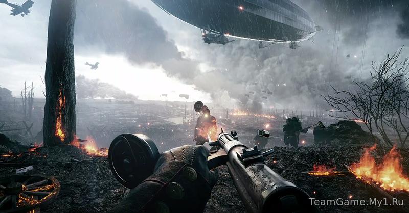 Battlefield 1 лицензия скачать торрент