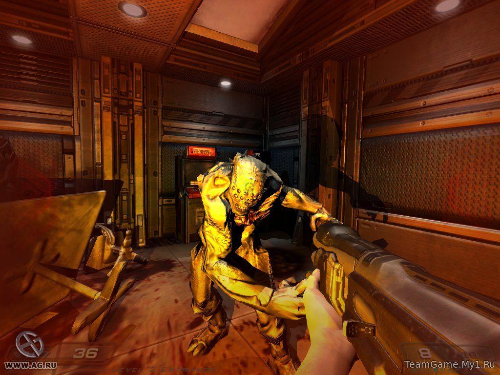 Doom Скачать Торрент Механики - фото 8